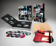 U2 - ACHTUNG BABY - 20TH.ANNIV.10 DISC SUPER DELUXE 6CD + 4 DVD + 92pageBook +