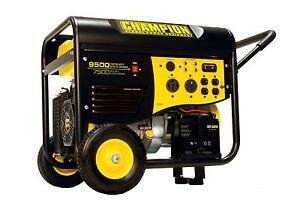 Champion-9500-Watt-Portable-Gas-Generator-Electric-Start-50-Amps-RV-41534