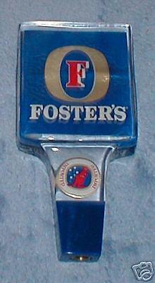 FOSTER/'S beer tap handle ***NEW***