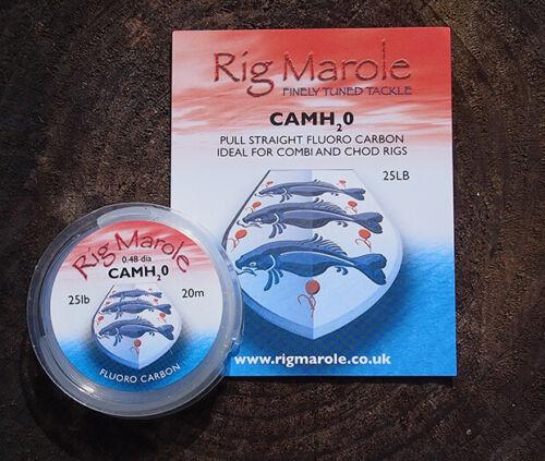 Rig Marole Cam H20 Clear Stiff Link All Sizes