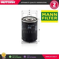 W71318 Filtro olio (MANN)