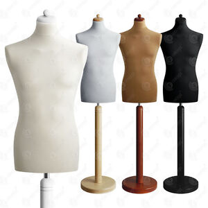 SIZE 38//40 MALE Mannequin Display Dummy Retail Fashion Full Body Torso Philip