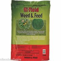 Hi-yield 18 Analysis: 15-0-10 Lawn Grass Fertilizer W/weed Killer 33408