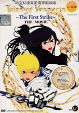 Tales Of Vesperia The First Strike The Movie Anime English Sub