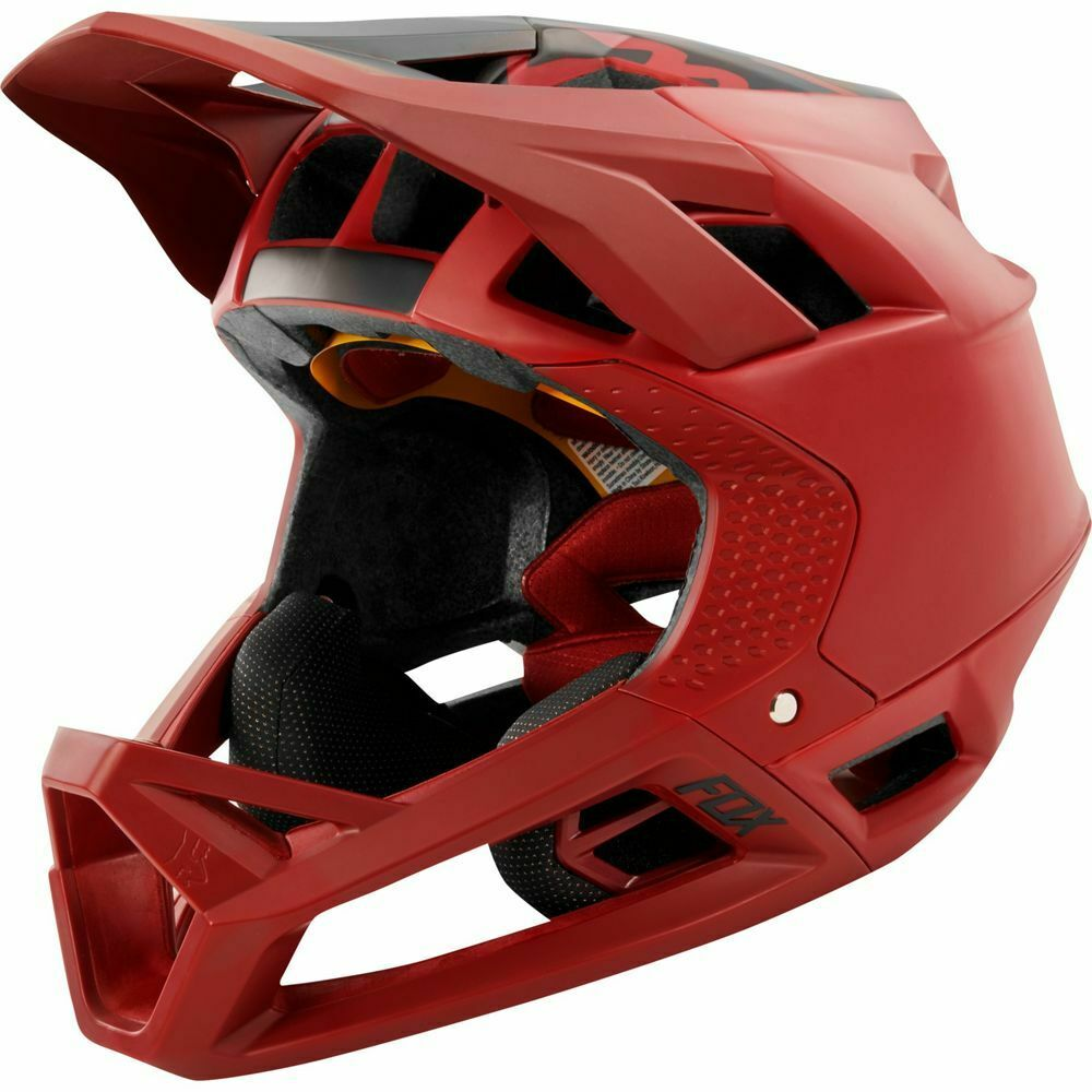 Fox Racing Proframe Full Face Helmet  Cardinal SM