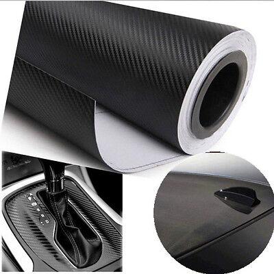 selbstklebend carbon folie auto kfz klebe folie glanz matt schwarz 3d 4d hy ebay