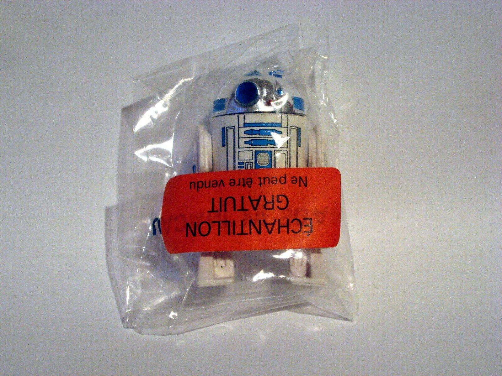 Vintage Star Wars R2-D2 Meccano  Free Sample  Baggie