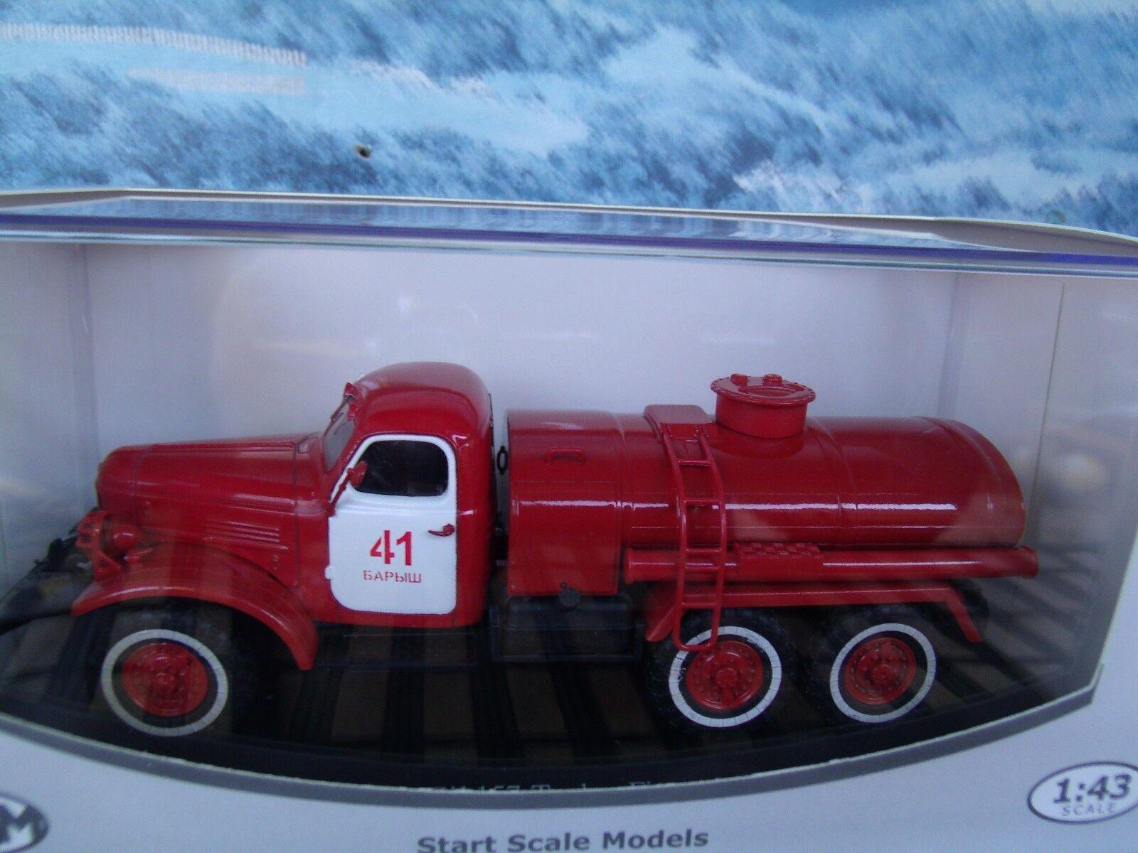 1 43   Start Scale Models ZIL 157  Fire