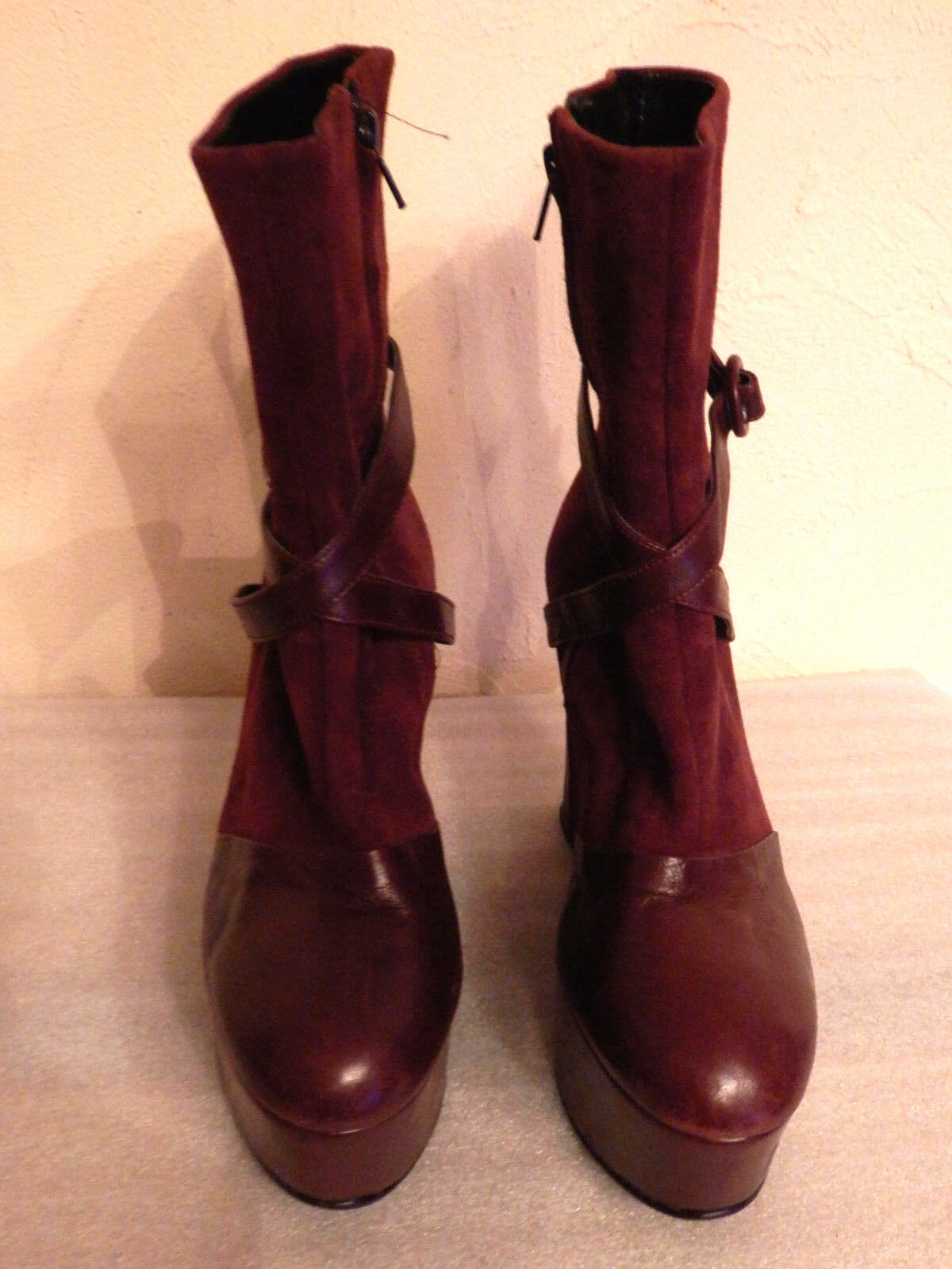 SONIA RYKIEL - BOOTS- BOOTS - SIZE SIZE SIZE 40 - AUTHENTIC 66ef38