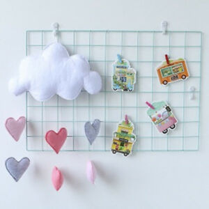 Image Is Loading Cloud Star Love Heart Baby Mobile Wall Hanging