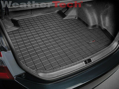 WeatherTech Cargo Liner Trunk Mat for Toyota Corolla - 2014-2018 - Black
