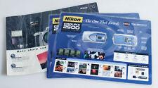 NIKON COUNTER MATS SET OF 3 N55/COOLPIX 2500