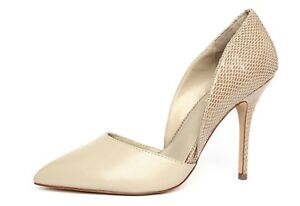 8ca191de9d3 Image is loading Steve-Madden-Giddy-D-039-orsay-Womens-Taupe-