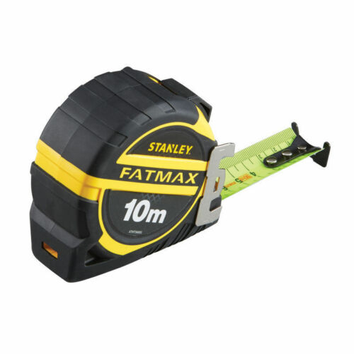Stanley Bandmass FatMax Pro Blade Armor 10m Maßband Rollbandmaß ersetzt 0-33-897