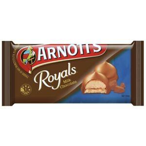 Arnott's Milk Chocolate Royals 200g