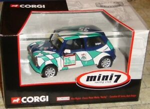 Corgi-Mini-Miglia-Dyrk-Bolger-canadiense-GT-Series-1-36-CC82228-LTD-Ed