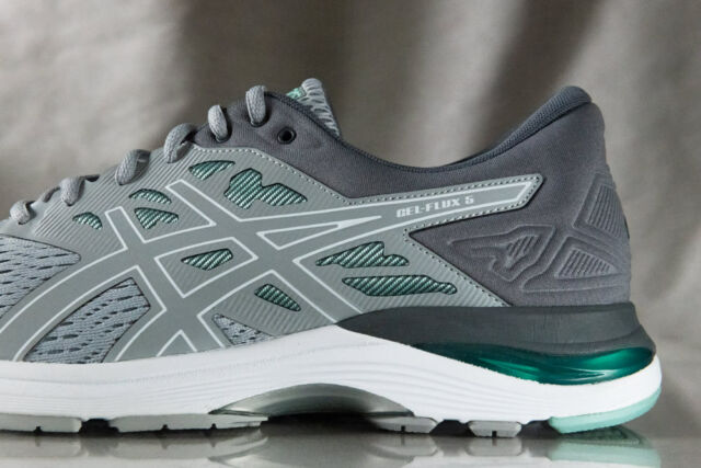 code promo a9f9c 386c9 ASICS GEL Flux 5 Shoes for Women Style T861n US Size 11