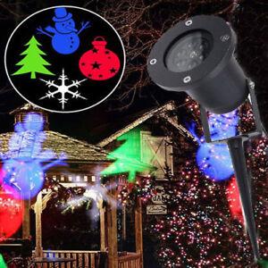 Proiettore Luci Natalizie Per Esterno Ebay.Proiettore Laser Immagini Di Natale Natalizie Addobbo Natalizio Per Esterno Ebay