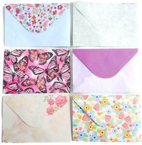 10pc-Fancy-Pattern-Envelopes-Beautiful-Envelope-Greeting-Cards-Wedding-102x152mm
