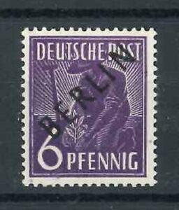 Berlin-Michel-Nr-2-x-dickes-Papier-postfrisch-signiert-Richter-Mi-50