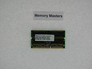 HonnêTe Mem-s2-256mb 256mb Mémoire Pour Cisco Catalyseur 6000/6500