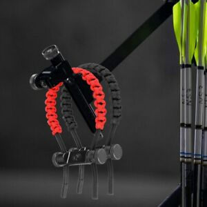 Adjustable-Archery-Hunting-Compound-B-Braided-Polyester-Wrist-Sling-Strap-Rope