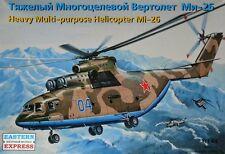 EASTERN EXPRESS 14502 HEAVY MULTIPURPOSE HELICOPTER MI-26 MODEL KIT 1/144