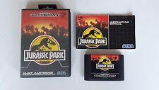 Jurassic PARK SEGA Mega Drive Juego en Caja Completa