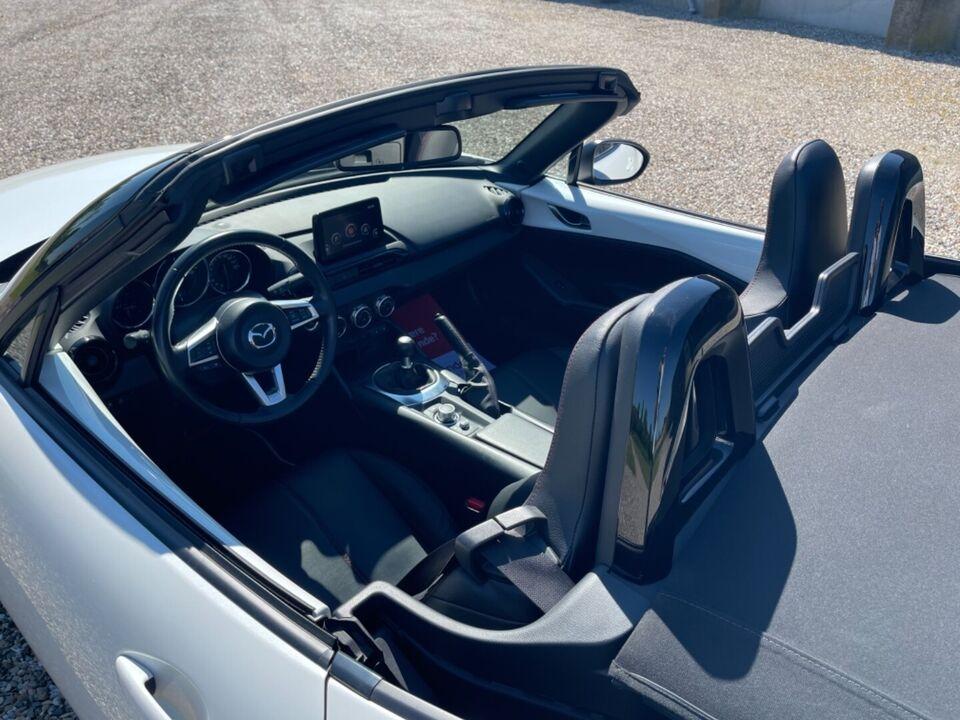 Mazda MX-5 1,5 SkyActiv-G 132 Roadster Edition Benzin