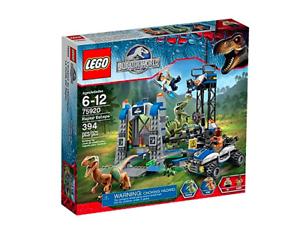 Lego 75920 Raptor Escape BNIB