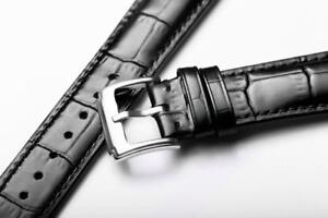 ITALIAN-GENUINE-BLACK-LEATHER-WATCH-STRAP-SIZE-18MM-16MM-20MM-21MM-22MM-longines
