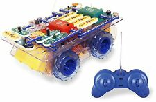 ELENCO Snap Circuits RC Rover SCROV-10 DIY  ELECTRONIC KIT AGES 8+