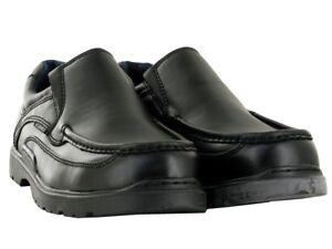 Ufficio Elegante Uk : Mens office casual smart wedding slip on evening mens formal shoes