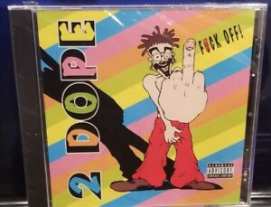 Shaggy 2 Dope - Fxck Off! CD 2003 SEALED insane clown posse psychopathic records