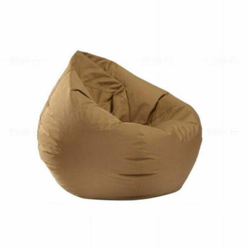 2019 Large Bean Bag Gamer Beanbag Adult Outdoor Gaming Garden Big Arm Chair HOT