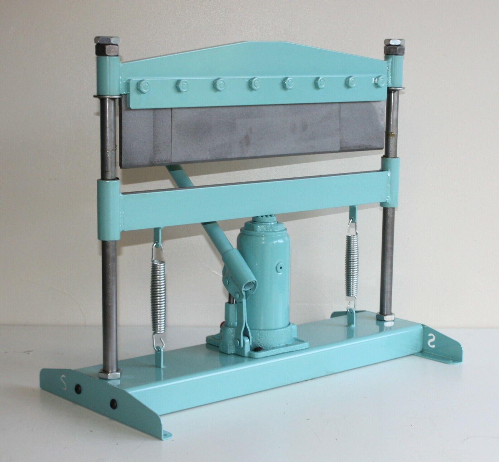 """Hydraulic sheet metal folder bender press brake 305mm 12/"""""""