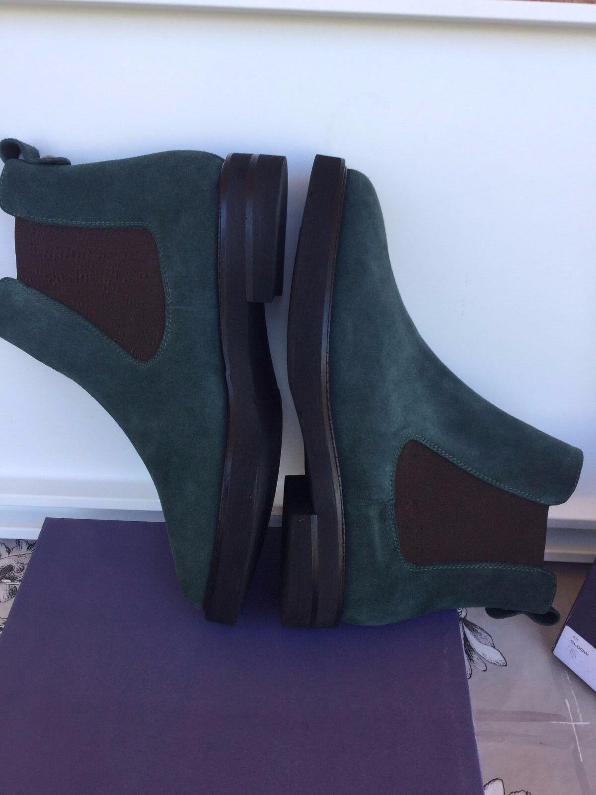 WALTER pine, púrpura  leather ankle botas  Woman Color pine, WALTER Talla 40 chamois Tronchetto 3e652b