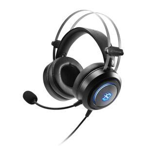 Sharkoon Skiller sgh30 Gaming auriculares over ear 7.1 virtual surround auriculares