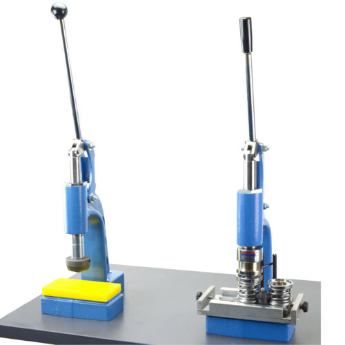 Stoffknöpfe Knopfmaschine// Kniehebelpresse// Knopfpresse zum Knöpfe beziehen