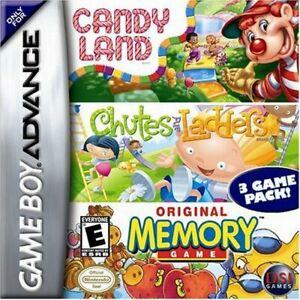 Candyland-Chutes-amp-Ladders-Memory-Game-Nintendo-Game-Boy-Advance