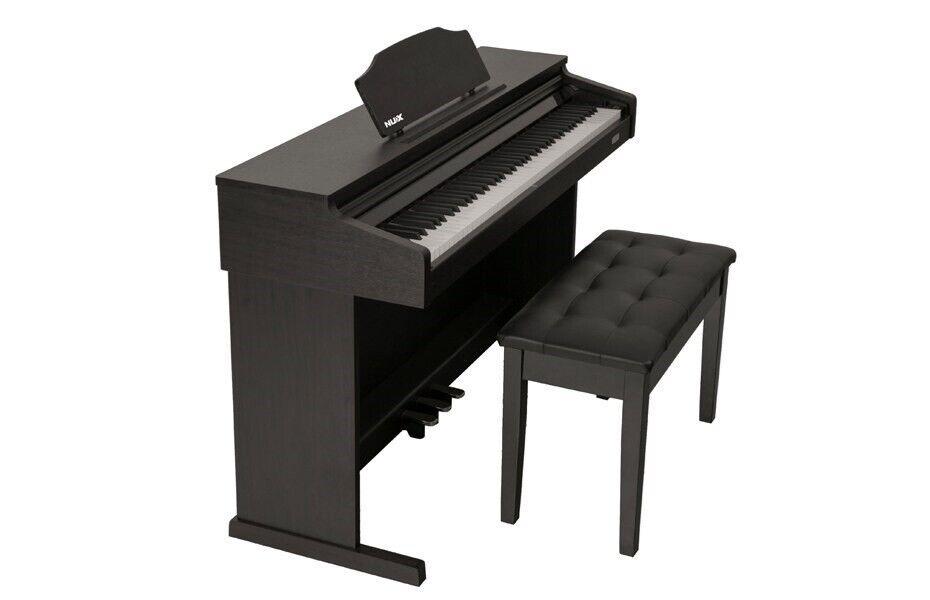 Andet, Nux WK-520 el-klaver