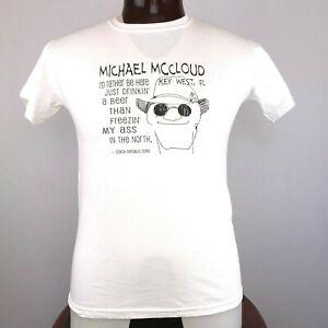 Michael McCloud Key West Singer Songwriter Mens S Graph