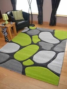 Image Is Loading Thick Quality Lt Silver Grey Green Stepping Stone