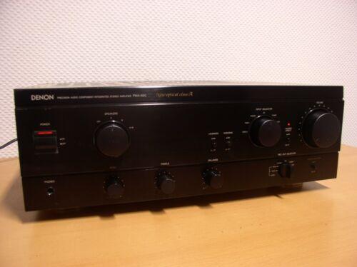 1 von 1 - Denon PMA-860 Stereo Verstärker mit Phono MM/MC