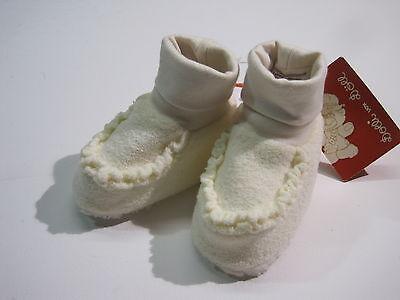 Dolli von Döll Babyschuhe, Winter Baby Schuhe Gr. 0,5 + 1,0 1-3 Mon NEU -30 %