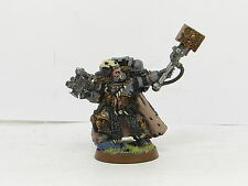 LIMITED EDITION SPACE WOLF RUNE PRIEST -  40k Space Wolves Army, Painted