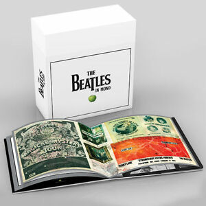 The Beatles In Mono Limited Edition 14 Lp Vinyl Box Set Ebay