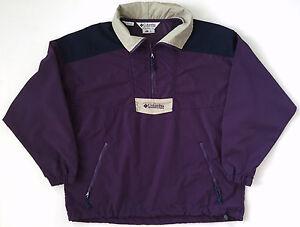 Euc Columbia Sportswear Womens Windbreaker Pullover Jacket