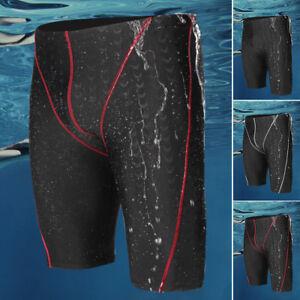 Men-039-s-Fitness-Boxers-Gymnastics-Pants-Swim-Trunks-Athletic-Apparel-Tights-Sports