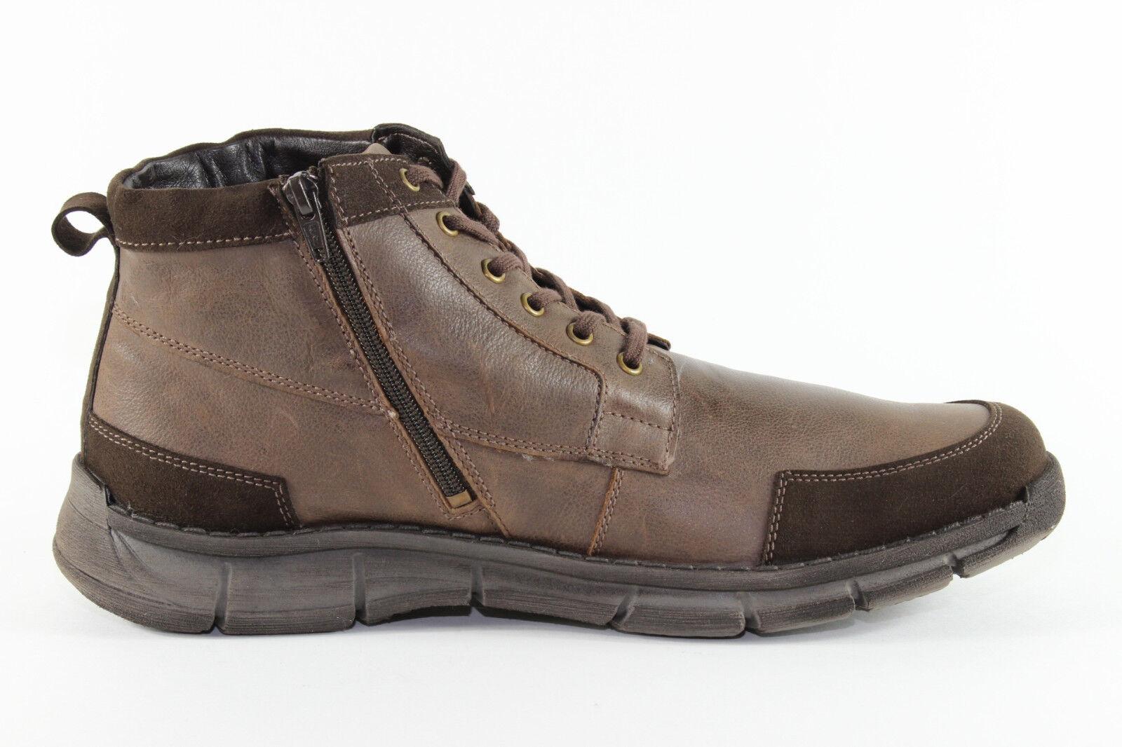 Josef Seibel Phil 03, warme warme warme Stiefel aus Leder, Herrenschuhe Übergröße 9f223c